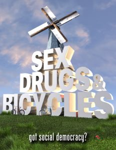 Sex, Drugs & Bicycles poster